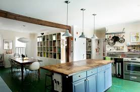 newburyport ma example of a mountain style eat in kitchen design in other with stainless steel brookside kitchen lighting