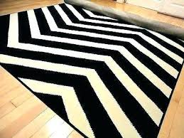 outdoor carpets indoor rug 2 of 5 large courtyard black white zigzag area rugs 8x10 cream