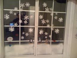 Window Decoration Window Christmas Decoration Tutorial Youtube