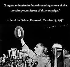 Fdr Quotes Custom Quote Of The Day Obama Really Is The Second FDR Edition Public