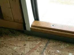 Exterior door sill Entryway Replace Door Sill Exterior Door Thresholds Replacing Door Threshold Adjustment Installing Exterior Door Aluminum Threshold Replace Door Sill Tags Exterior Fastcashptcinfo Replace Door Sill Exterior Door Threshold Home Depot Door Threshold