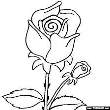 Small Picture Beautiful Flower Roses Coloring Page 10 Beautiful Rose Flower