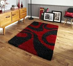 small red rug baby nursery foxy black and full image for design your