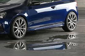Volkswagen Golf VI R (MR Car Design) | Automotive News