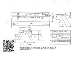 ADA-compliant Picnic Tables: 5 Steps (with Pictures)