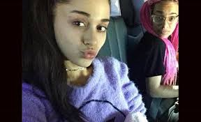 this is why seeing ariana grande without makeup won t really surprise you if she looks young with makeup imagine how much younger she looks like without
