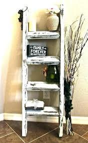4 foot wood ladder 8 foot wooden ladder 8 foot wooden ladder decorative ladder reclaimed old