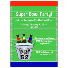 Super Bowl Party Invitation Template Funny Super Bowl Party Invites