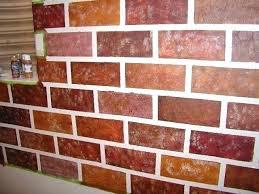 brick wall painting brick wall paint interior brick wall paint ideas decor paint for brick walls