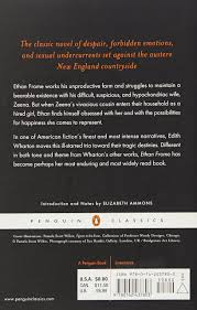 com ethan frome penguin classics edith  com ethan frome penguin classics 9780142437803 edith wharton elizabeth ammons books