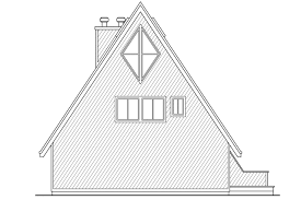 Pyramid House Plans A Frame House Plans Cascade 10 034 Associated Designs