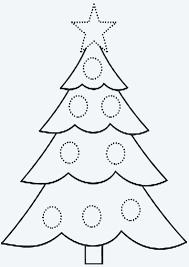 Printable Christmas Tree Printable Christmas Tree Coloring Sheets Axialsheet Co