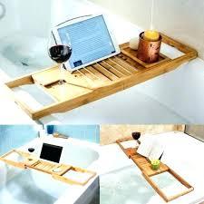 bathtub tray with book holder bathtub tray for bathtub bath tray bathroom tray target tray for bathtub tray with book holder