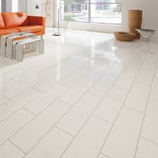 high gloss white vinyl flooring designs