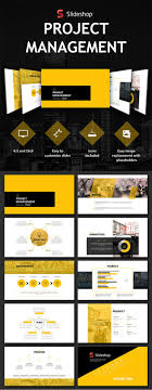 Format For Presentation Of Project Project Management Powerpoint Templates Pinterest Presentation