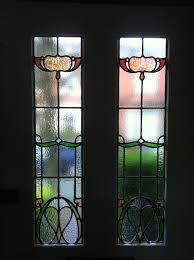 stained glass stunning stained glass designs to compliment your door