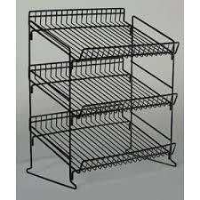 Round 3 Tier Wire Display Stand Amazon 100 Tier Display Stand Black Metal Industrial Scientific 2
