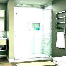 installing frameless shower door cost of shower doors to install door installing fiberglass average glass