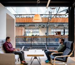 dublin office space. Airbnb Dublin Office Interior Space P