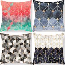 Floor Cushions Design Black Outdoor Floor Cushion Plaid Covers Watercolor Painting
