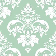 wallpaper pattern modern green. Exellent Green Floral Pattern Wallpaper Seamless Vector Background Green And White  Ornament Graphic Modern Pattern To Pattern Modern T