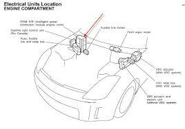 350z fuse box layout 350z wiring diagrams