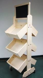 Craft Fair Display Stands Saw a distressed wood stand like this at Winner's once still 42