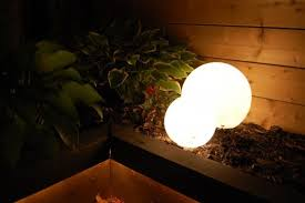outdoor globe lights photo 10