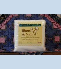 Warm And Natural- Twin Size | JOANN & The Warm Company Warm And Natural Cotton Needled Batting Twin Adamdwight.com