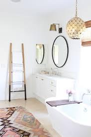 mirror bathroom modern bohemian master bath retreat b a t h r o o m d e t a i l