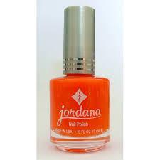 Lak Na Nehty Jordana 952 Orange Rush