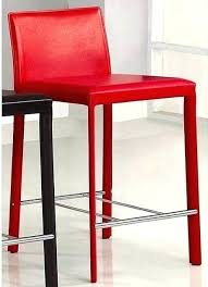 red leather bar stools. Contemporary Maria Leather Counter Stool Online Only Red Bar Stools