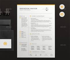 Graphic Design Resume Samples Lovely Best Resume Templates To Help ...