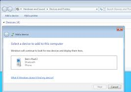 How To Set Up Bluetooth On Windows 7 Make Your Pc Discoverable And