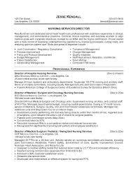 Nurse Objectives Resume Samples For Nursing Objective Resumes