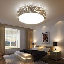 creative bedroom lighting. Best Round Led Ceiling Lamp Warm Bedroom Light Creative Study Restaurant Lights Children Room Simple Living Lamps Under $368.76 | Dhgate.Com Lighting A