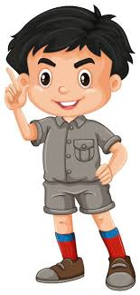 zookeeper clipart. Plain Clipart A Cute Zoo Keeper On White Background Vector Art Illustration Throughout Zookeeper Clipart