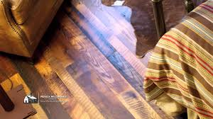 Floors Made From Pallets Renick Millworks Reclaimed Hardwood Floors Green Building
