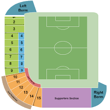 Westhills Stadium Seating Chart Soccer Tickets On Sale