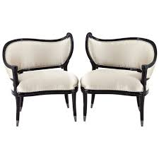 images hollywood regency pinterest furniture: hollywood regency accent chairs of antique black lacquer hollywood regency accent chairs