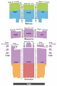 Barbara B Mann Theater Seating Chart Fort Myers