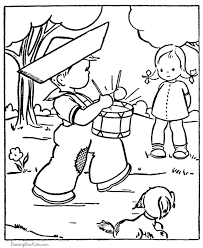 Independence Day Coloring Pages 017