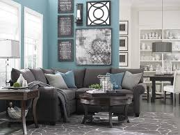 living room and wall decorations gray blue white living room breathtaking grey and blue