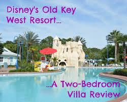 Disney's Old Key West Resort TwoBedroom Villa Review New Old Key West 2 Bedroom Villa