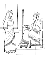 Small Picture Queen Esther Coloring Pages diaetme