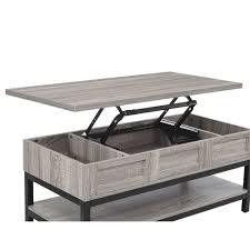 full size of table wonderful square lift top coffee 14 altra barrett modern farmhouse sonoma oak