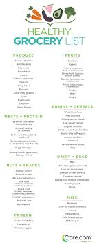 basic grocery shopping list best 25 basic grocery list ideas on pinterest food storage with