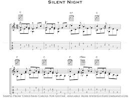 Christmas time, i love it. Christmas Carols For Guitar Music Chords Tab Pdf Book