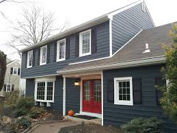 Architecture Modern Blue And White Best House Paint Colors