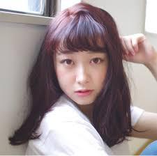 面長に悩む女の子に朗報似合う髪型ボブロング編レングス前髪 3